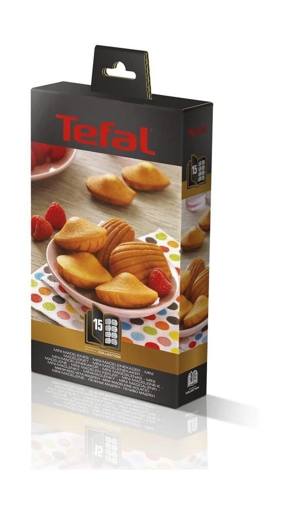 Tefal - Snack Collection - Box 15 - Mini Madeleines  (XA801512)
