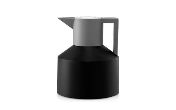 Normann Copenhagen - Geo Vacuum Jug - Black (251500)