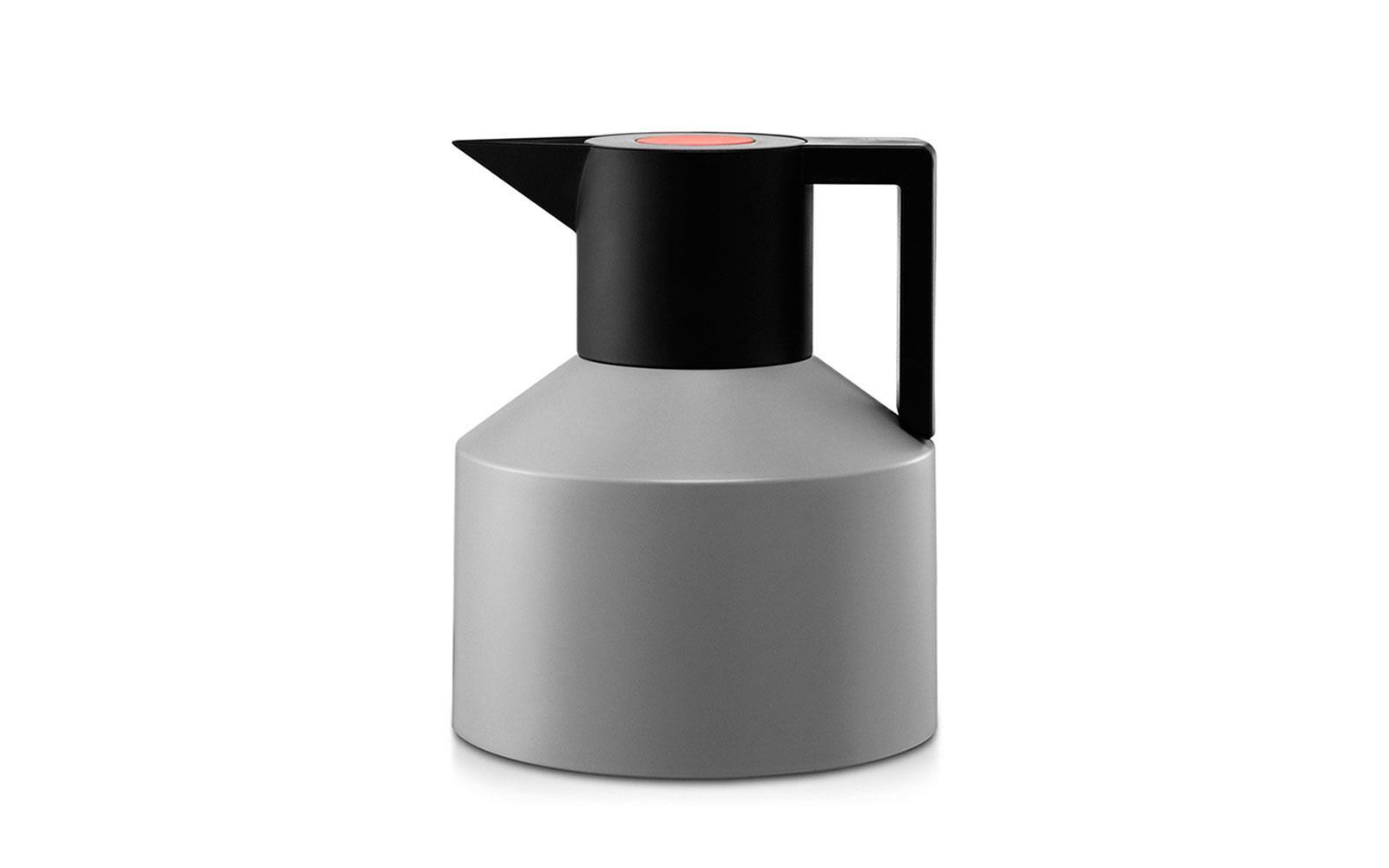 Normann Copenhagen - Geo Vacuum Jug - Grey (251502)