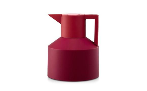 Normann Copenhagen - Geo Vacuum Jug - Red (251505)