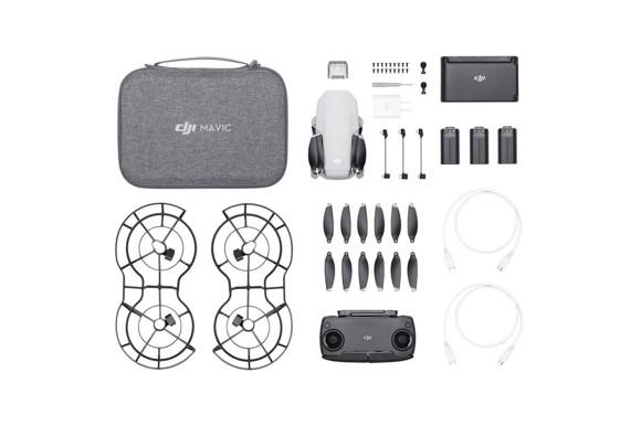 DJI - Mavic Mini Fly More Combo Pack