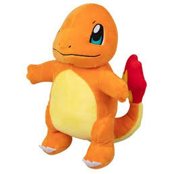 Pokemon - Plush 20 cm - Charmander