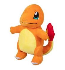 Pokemon - Plys Bamse 20 cm - Charmander