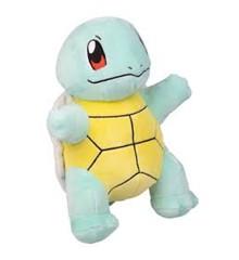 Pokemon - Plys Bamse 20 cm - Squirtle