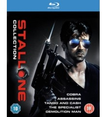 Sylvester Stallone Collection (UK Import)