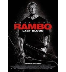 Rambo: Last Blood (2-Disc) - UHD & Blu ray