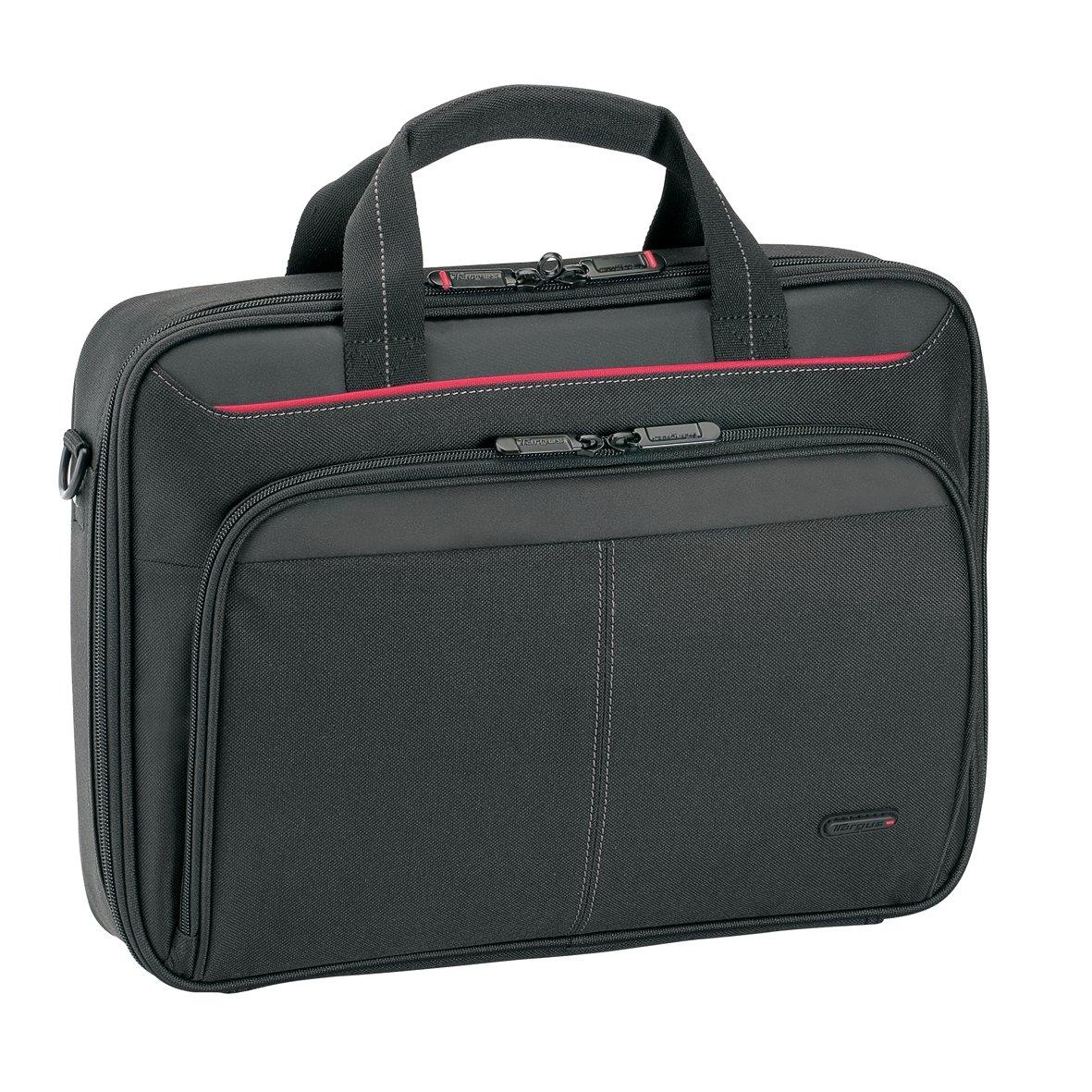 "Targus - Classic Clamshell Laptop Shoulder Bag 12-13.4"""