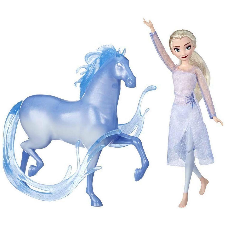 Frozen 2 - Elsa and Nokk (E5516)