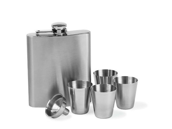 Funktion - Hipflask Set 6 pcs (117023)