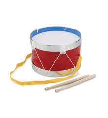 New Classic Toys - Tromme - Rød