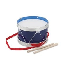 New Classic Toys - Drum - Blue (N10367)