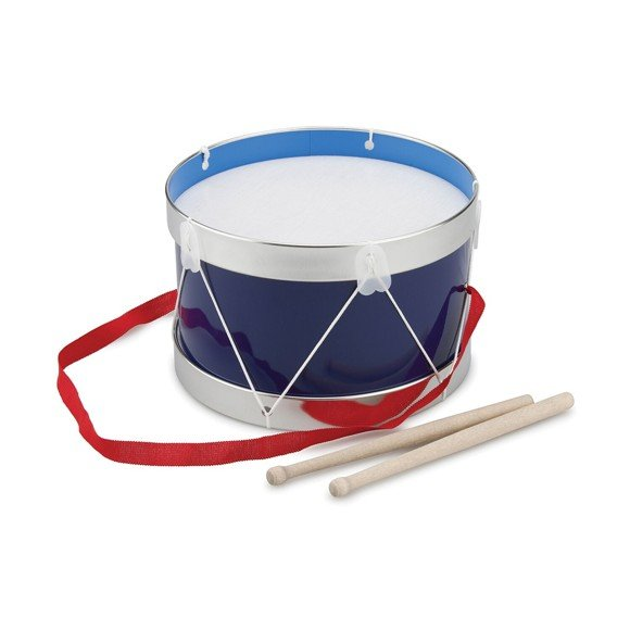 New Classic Toys - Tromme - Blå