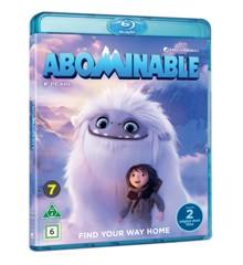 Abominable- Blu ray
