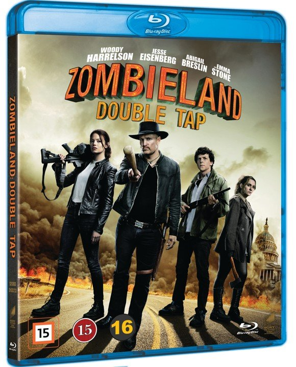 Zombieland: Double Tap - Blu ray