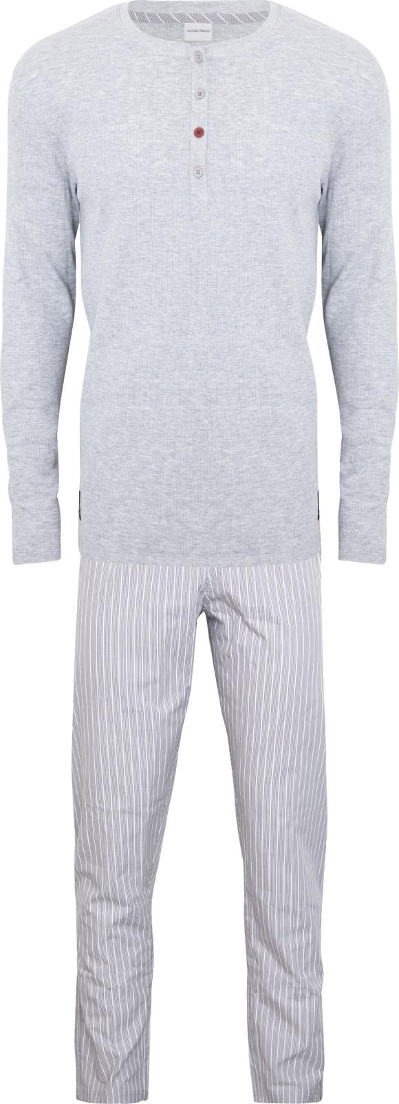 CR7  - Mens Pyjamas Set - Grey