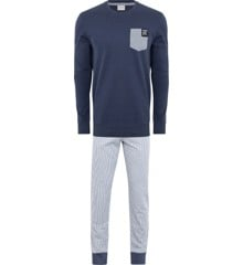 CR7 - Mens Pyjamas Set - Blue