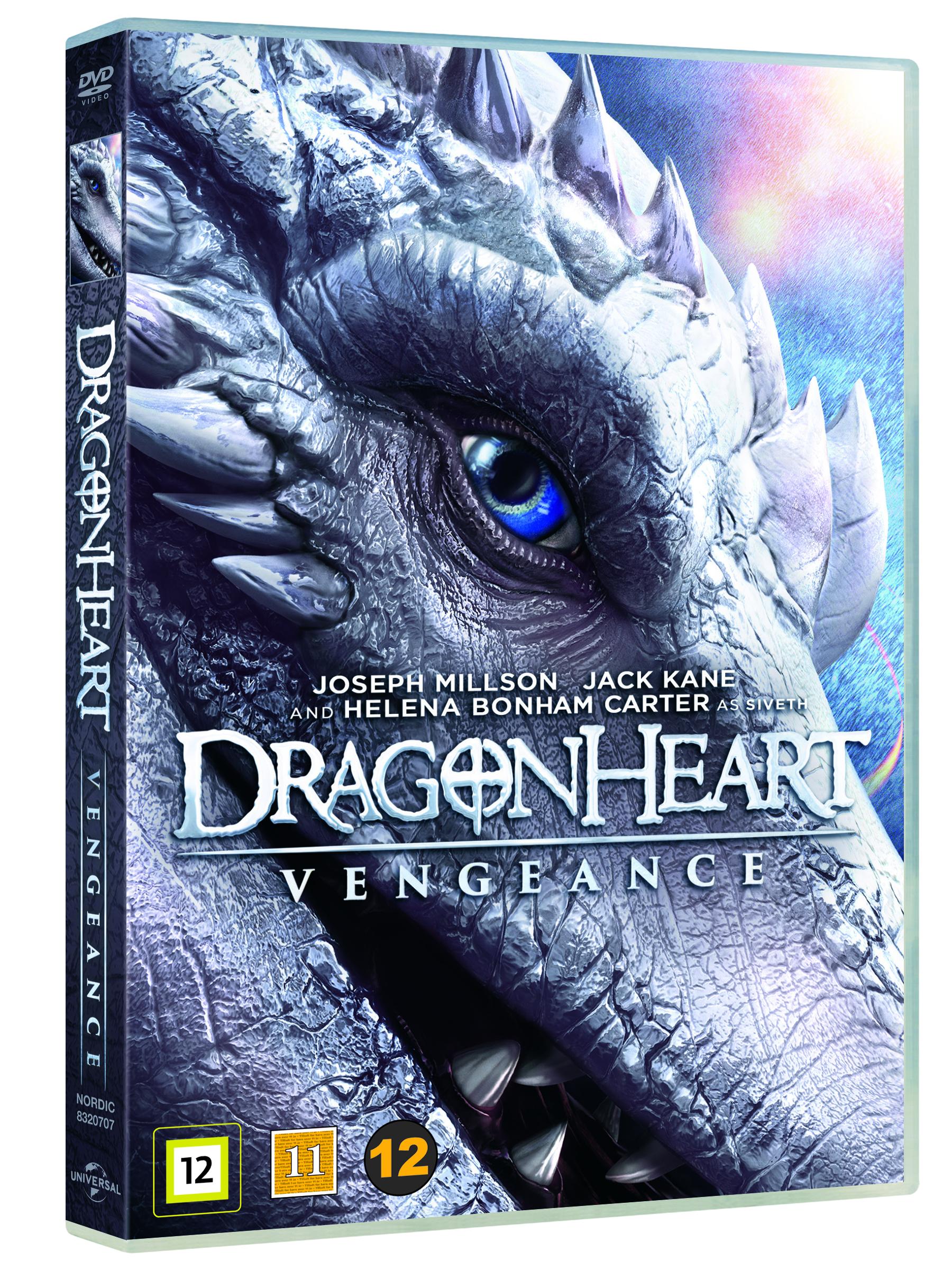 Dragonheart: Vengeance - Dvd