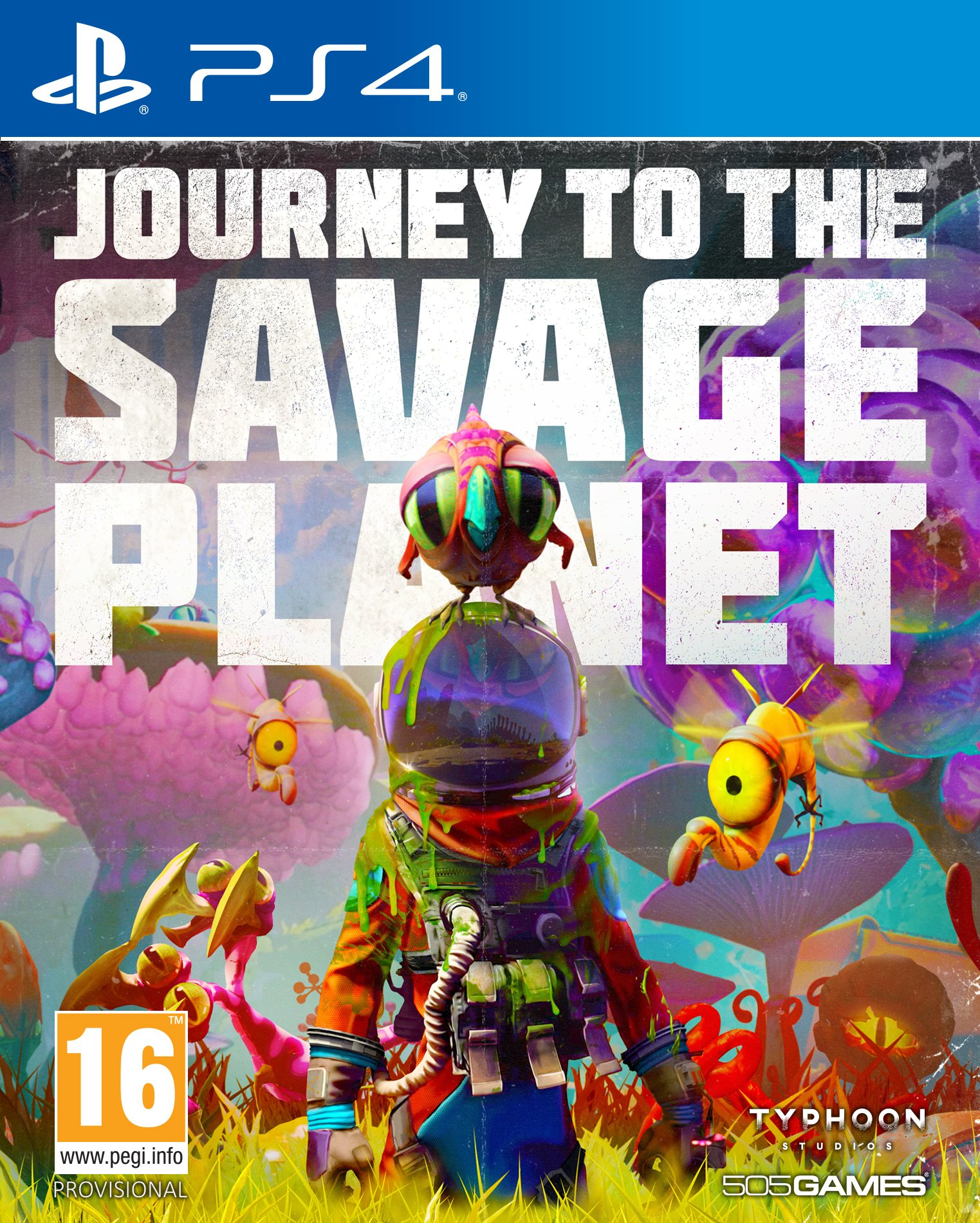 Bilde av Journey To The Savage Planet