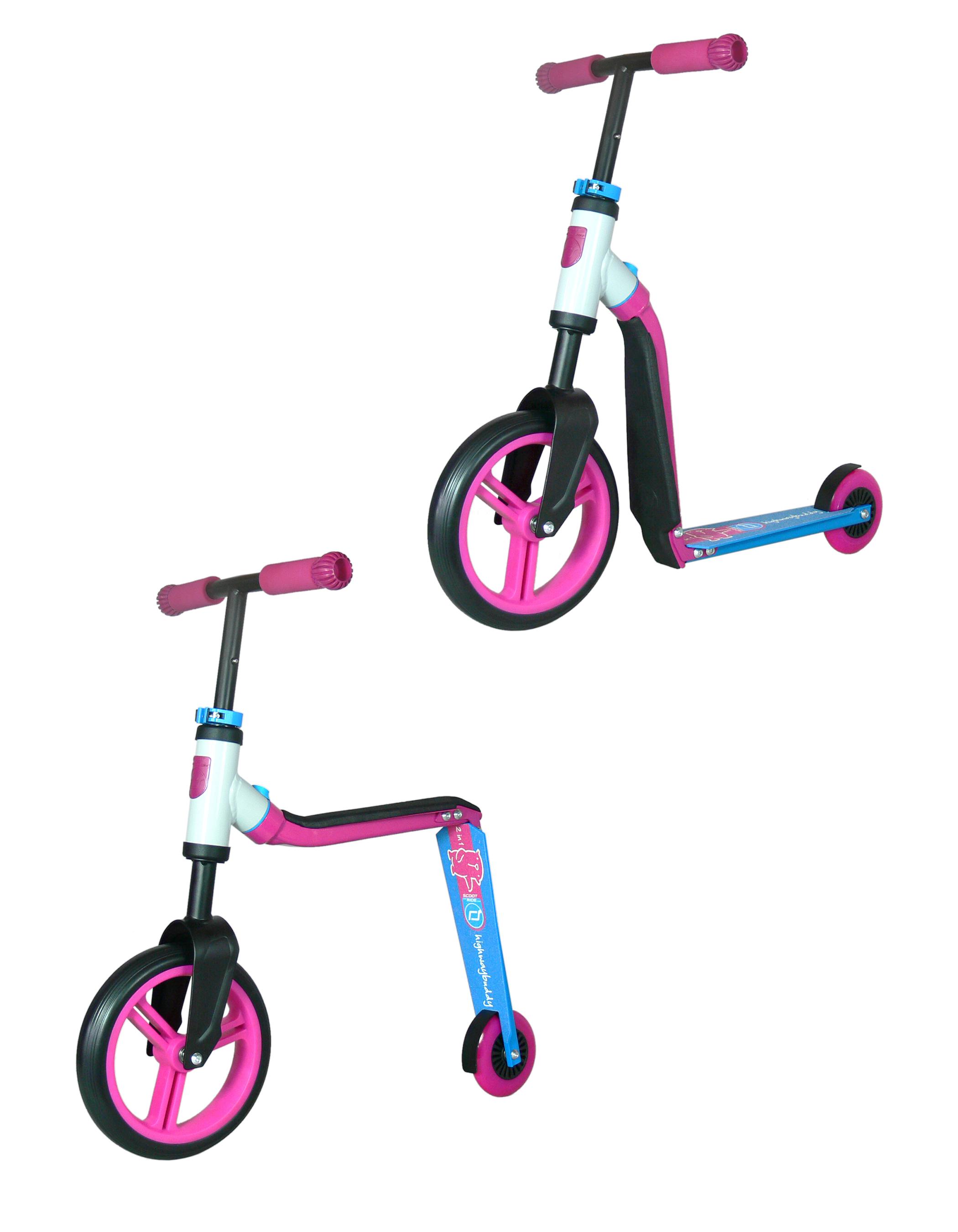 Scoot and Ride - Highwayfreak én | løbecykel og løbehjul