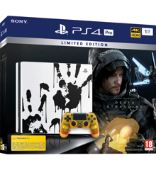 Playstation 4 Death Stranding Pro Console Limited Edition