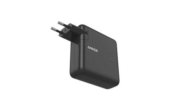 Anker - PowerCore Fusion 2in1 Battery & Charger