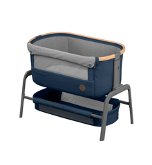 Maxi-Cosi - Iora Bedside Sleeper - Essential Blue
