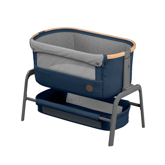 Maxi-Cosi - Iora Bedside Sleeper - Essential Blue