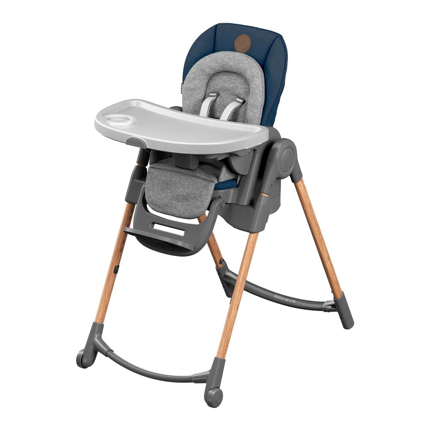 Maxi-Cosi - Minla High Chair - Essential Blue