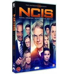 NCIS S16 ( Bemærk  ingen danske undertekster)