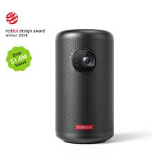 Anker - Nebula Capsule 2 Mini Projector w/Battery & Speaker