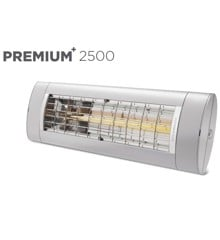 Solamagic - 2500 Premium+ Patio Heater​​ - Titanium - 5 Years Warranty