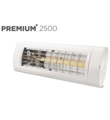 Solamagic - 2500 Premium+ Patio Heater​​ - White - 5 Years Warranty