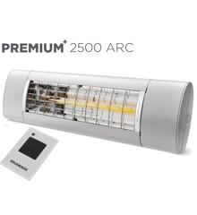 Solamagic - 2500 Premium+ARC Patio Heater - Titanium - 5 Years Warranty