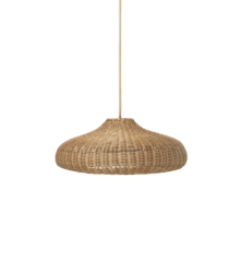 Ferm Living - Braided Lampshade​ - Brown (100177206)