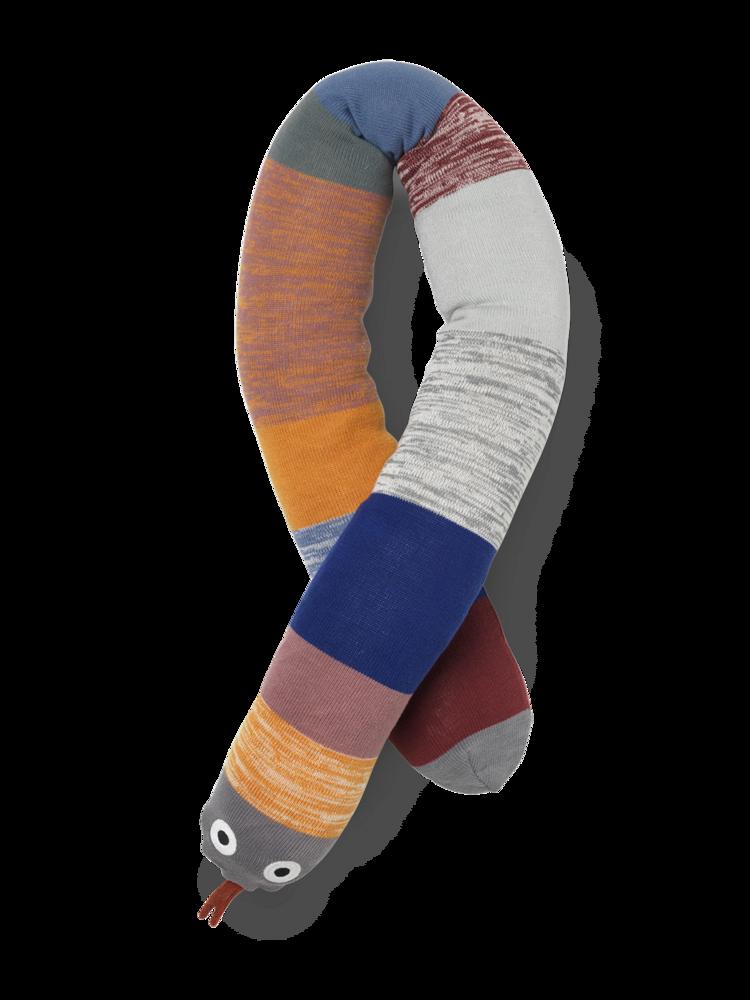 Ferm Living - Dusty Rainbow Snake - Multi (100055651)