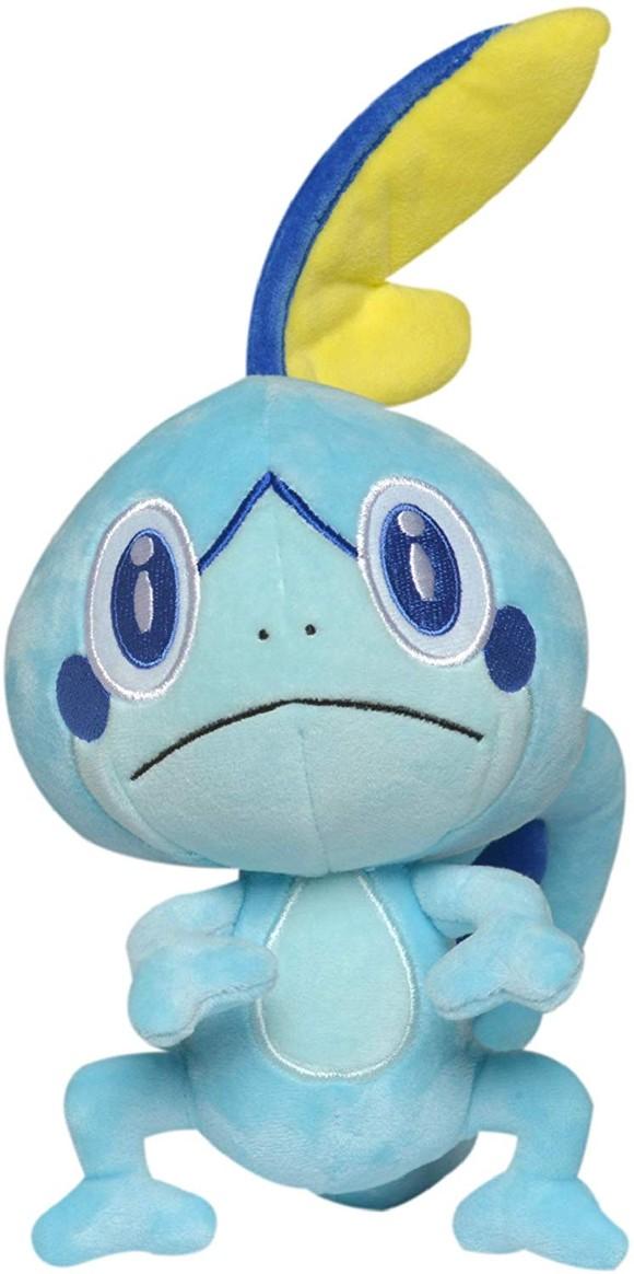 Pokemon - Plys Bamse 20 cm - Sobble