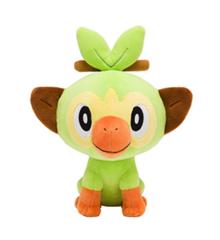Pokemon - Plys Bamse 20 cm - Grookey