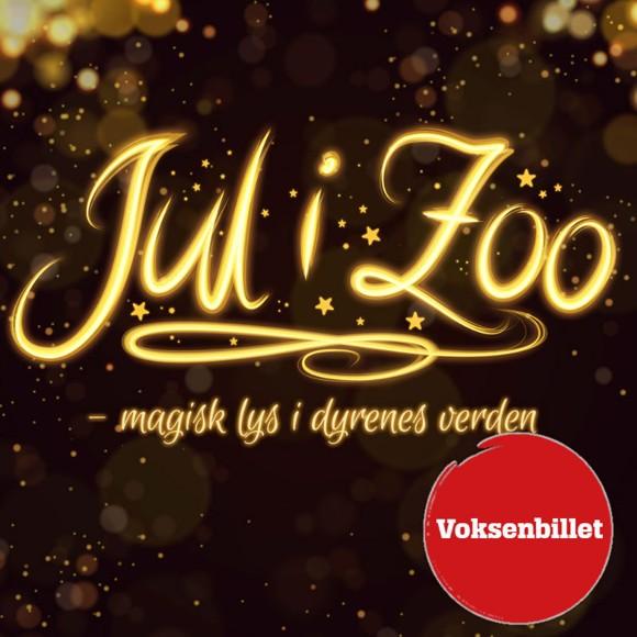Jul i Aalborg Zoo (Voksenbillet, fra 12 år og op)