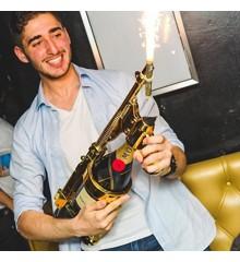 Gold Champagne Gun (24457)