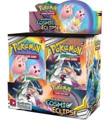 Pokemon - Sun & Moon 12 - Cosmic Eclipse Booster Box (36 Booster Packs)