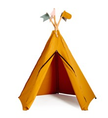Title Roommate - Play Tent Hippie Tipi - Okker (1003152)