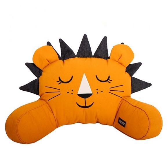 Roommate - Pram Pillow Tiger - Okker (1003169)