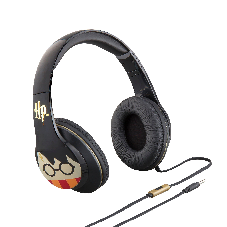 eKids - Harry Potter - Headphones with in line Microphone