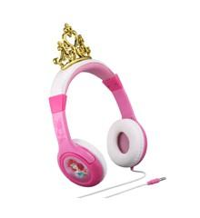 eKids - Disney Princess - On-Ear Headphone with volume limiter