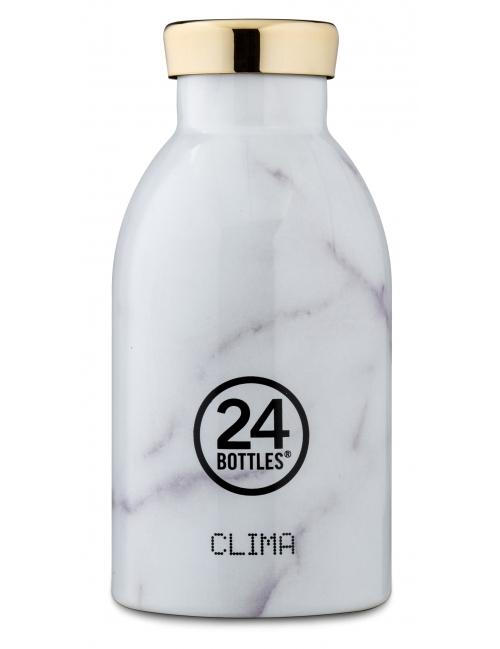 Bilde av 24 Bottles - Clima Bottle 0,33 L - Carrara (24b410)