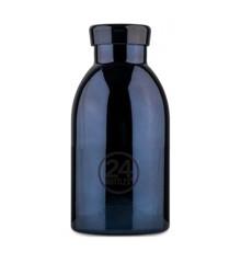 24 Bottles - Clima Bottle 0,33 L - Sort Radiance