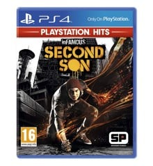 inFAMOUS: Second Son (UK/Arabic) (PS Hits)
