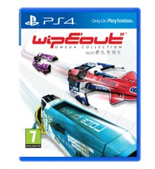 WipEout: Omega Collection (UK/Arabic)