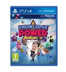 Knowledge is Power (UK/Arabic)