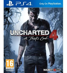 Uncharted 4: A Thief's End (UK/Arabic)